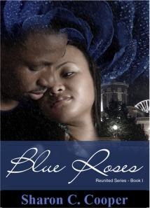 Blue Roses - Book Cover 2012
