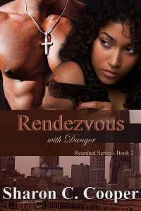 Rendezvous w-Danger - Book Cover