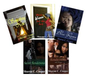 Books by Sharon C