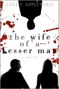 The wife of a lesser man - cover