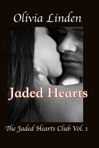 Book Cover -Jaded Hearts -Olivia Linden