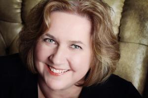 Author Christine Warner