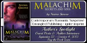 Tour Banner - Secret and Sins - Malachim