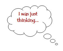 Just thinking2