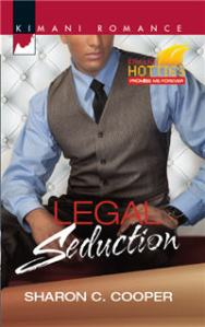 legal seduction - book cover