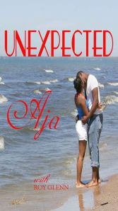 Aja - unexpected