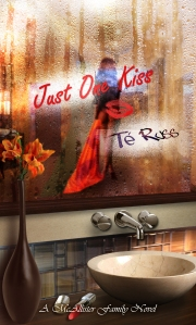 Just One Kiss Cover Art 2