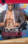 Book cover – A dose ofpassion