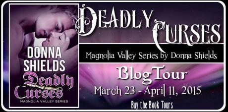 Donna Shields tour banner