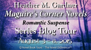 Tour Banner - Maguire's Corner Novels