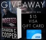 Gift card -Giveaway-june2018